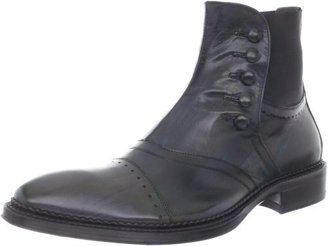 Jo Ghost Men's 1786 Inglese Novul Nero Sporco Boot