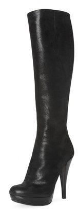 Loriblu Shimmer Knee High Stiletto Boots
