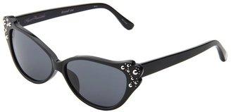 Agent Provocateur Taunt Me (Black/Dark Grey Gradient) - Eyewear