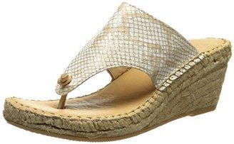 Andre Assous Women's Alyssa Espadrille Sandal $69.22 thestylecure.com