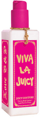 Juicy Couture 'Viva la Juicy' Viva La Body Lotion $45 thestylecure.com