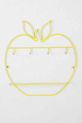 Urban Outfitters Plum & Bow Apple Wall Hook