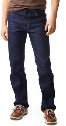 93cd7fb7 Lee Regular-Fit Straight-Leg Stretch Jeans