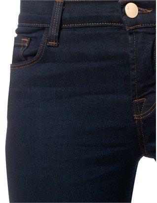 J Brand Ink Cropped Rail Leg Jeans
