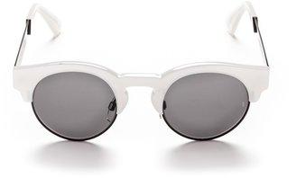 Sunday Somewhere Soelae Metal Sunglasses