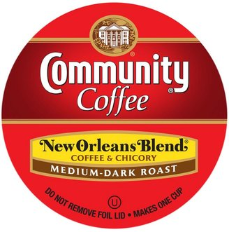 Bed Bath & Beyond 18-Count Community Coffee® New Orleans Blend for Single Serve Coffee Makers