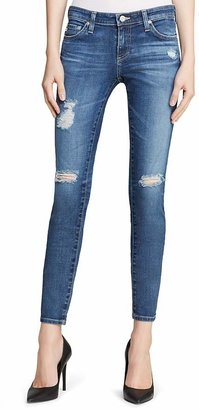 AG Jeans - Legging Ankle in 11 Years Swapmeet $225 thestylecure.com