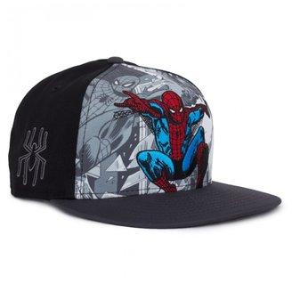 Spiderman New Era Breakout Snapback Cap