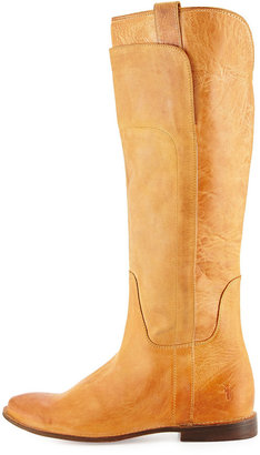 Frye Paige Leather Riding Boot