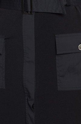 Laundry by Shelli Segal Jersey Shirtdress