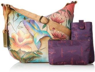 Anuschka 471 Shoulder Bag $192.95 thestylecure.com