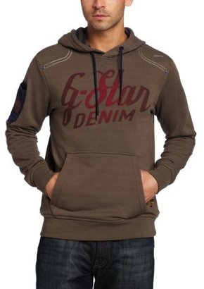 G Star G-Star Men's Daze Hooded Sw Long Sleeve Sweater