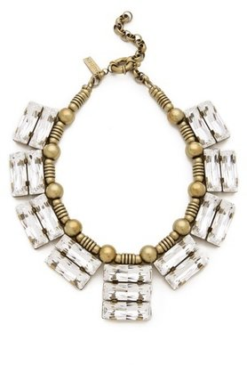 Auden Solaris Crystal Necklace