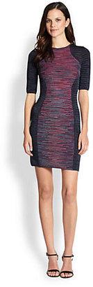 M Missoni Patchwork Neoprene Dress
