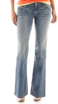 ARIZONA Arizona Bootcut Jeans $42 thestylecure.com