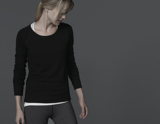 James Perse Active Thermal Pullover