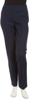 Lafayette 148 New York Bleecker Pants, Nu Blue