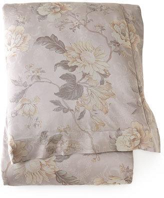 "Sferra King Botanical Jacquard Duvet Cover, 106"" x 92"""