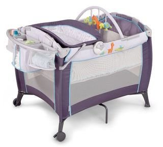 Carter's Comfort 'n Care Playard and Changer