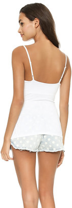 Only Hearts Club Featherweight Camisole with Shelf Bra
