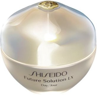 Shiseido Future Solution LX Daytime Protective Cream Broad Spectrum SPF 18 Suncreen