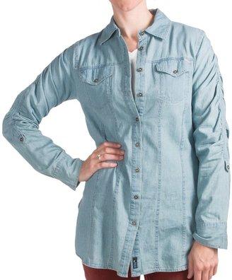 FDJ French Dressing Chambray Shirt (For Women)