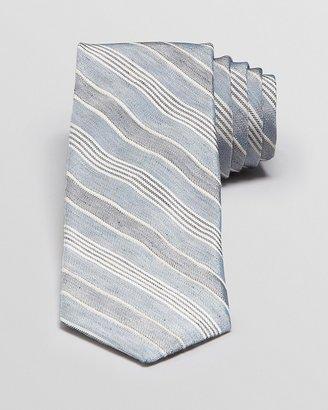 Jack Spade Peele Stripe Silk Skinny Tie