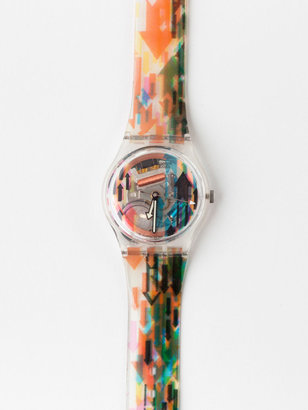American Apparel Vintage Swatch Access Direction Watch