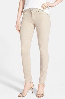 Paige 'Verdugo' Skinny Ankle Jeans (Faded Khaki)