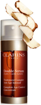 Clarins Double Serum Complete Age Control Concentrate, 1 oz