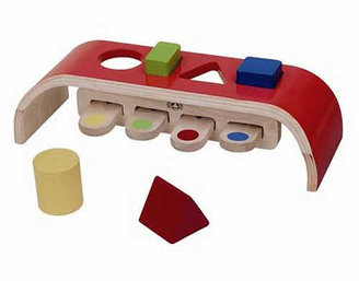 Wonderworld Eco-Friendly Bouncing Sorter Interactive Shape and Discovery Set