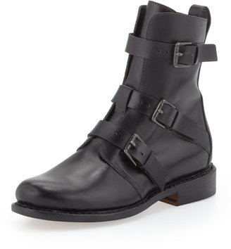Rag and Bone Rag & Bone Hudson Moto Ankle Boot