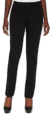 JCPenney jcp Chloe Crossover Pants
