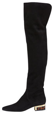Tom Ford Suede Over-the-Knee Boot