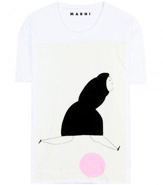 Marni Edition PRINT T-SHIRT