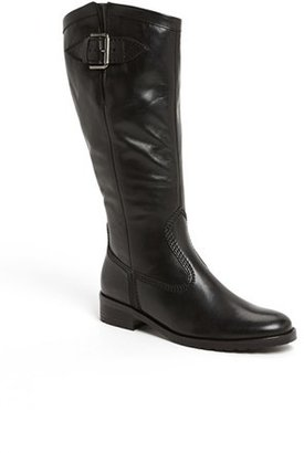 Gabor Leather Knee High Boot