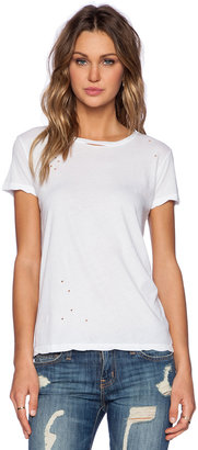 Stateside Distressed Tee $72 thestylecure.com