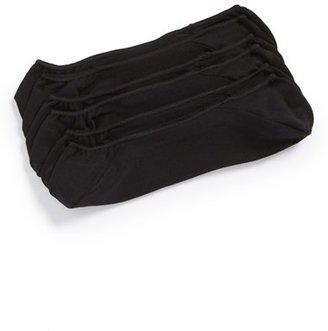 Men's Calvin Klein 3-Pack No-Show Socks $20 thestylecure.com