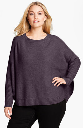 Eileen Fisher Cashmere Sweater (Plus)