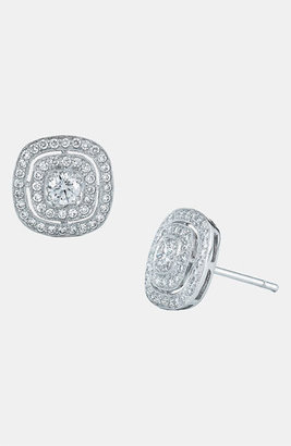 Kwiat 'Silhouette' Diamond Stud Earrings