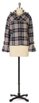 Anthropologie Homecoming Game Jacket