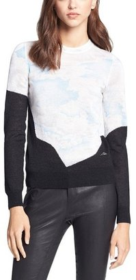 Kenzo Cloud Print Sweater