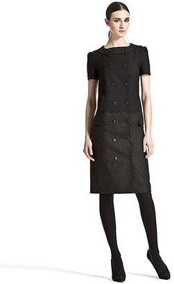 Proenza Schouler Double-Breasted Dress