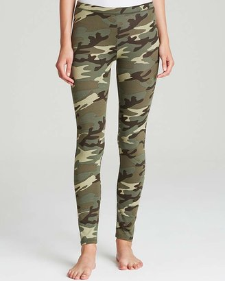 ALTERNATIVE Leggings - True Camo Printed $50 thestylecure.com