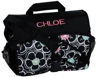 PBteen 4504 Gear-Up Crazy Daisy Messenger Bag