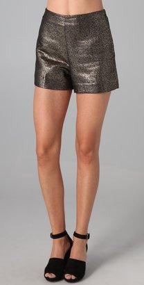 Diane von Furstenberg Clean Simca Shorts