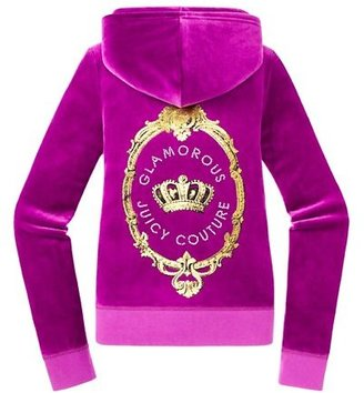 Juicy Couture Original Jacket in Cameo Velour