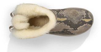 UGG Women's Mini Bailey Bow Snake