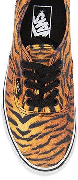 Vans Authentic Tiger Print Sneakers