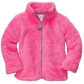 Carter's Faux Fur Jacket - Girls 2t-4t